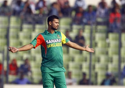 Beating India is no longer an upset, says Mashrafe Mortaza