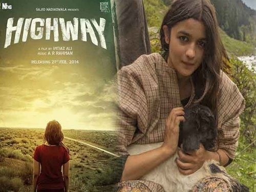 'Highway' takes lead at the box office