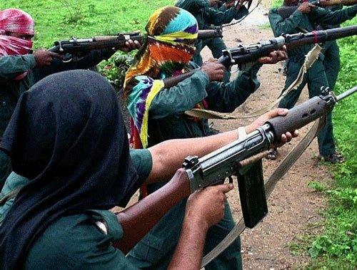 Maoists axe Rallagedda village headman to death