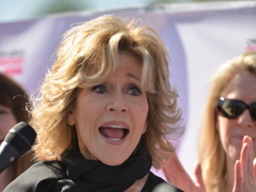 I an scared of getting older: Jane Fonda