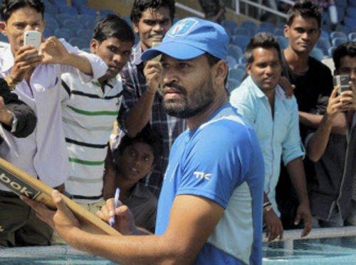Yusuf Pathan working hard for national comeback