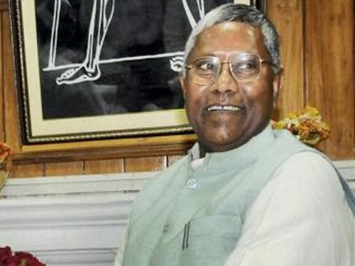House attacked because I am Mahadalit: Bihar speaker