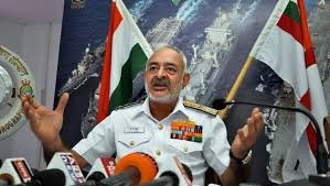 Navy Chief quits over spate of mishaps