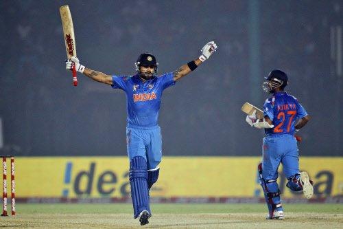 Kohli's ton scripts India's victory over Bangladesh