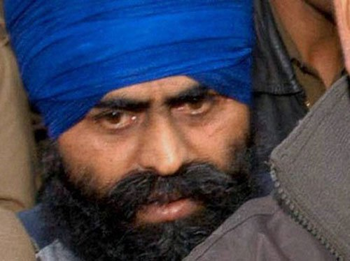 Devinderpal Singh Bhullar will not be hanged: Centre