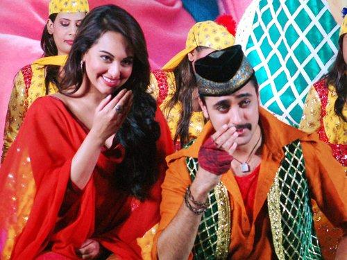 Sonakshi, Imran's voiceover for 'Rio 2'