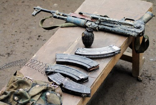 Six Indians arrested in Nepal with arms, ammo
