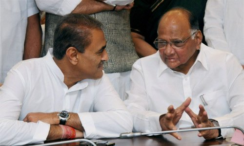 Praful Patel, Bhujbal among NCP's 18 LS nominees from Maha2ag
