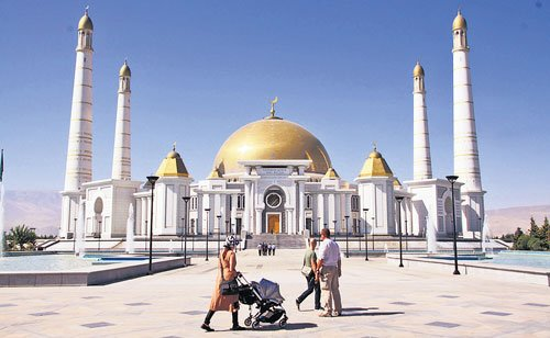 Central Asia is home to moderate Islam