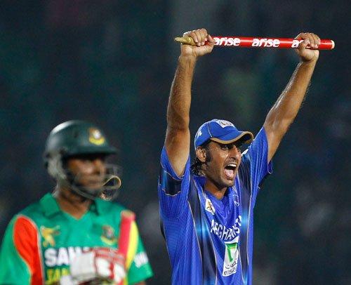 Afghanistan script history, beat Bangladesh by 32 runs