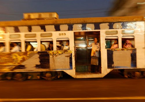 Centre looks at trams as transport alternative