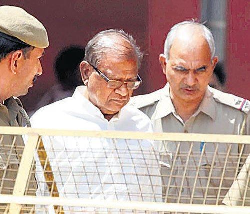 Former BJP president Bangaru Laxman dead