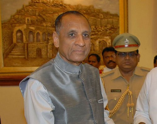 AP governor takes charge after Centre nod, calls for peace