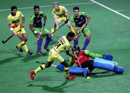 Govt gives NSF status to Hockey India