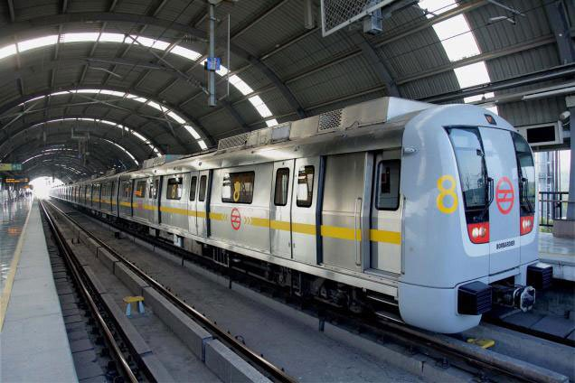 Rajiv Chowk Metro stn to get police booth