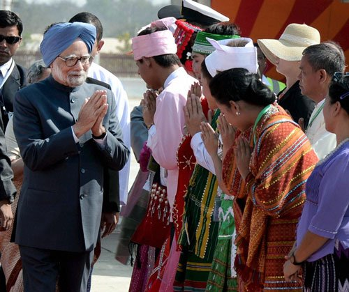 PM embarks on last official foreign tour