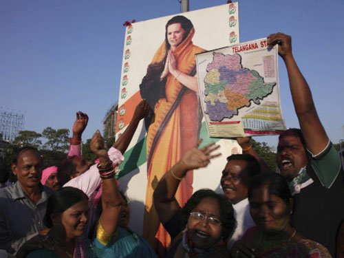 Analysis: Congress on sticky wicket in both parts of Andhra