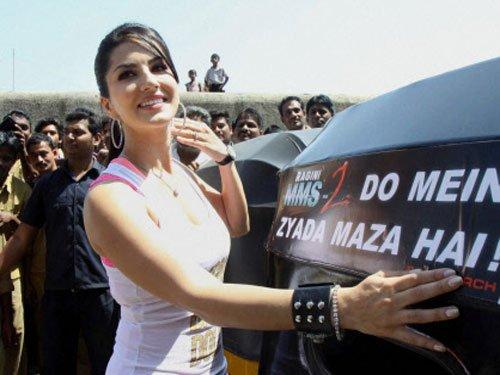 Bruises, scratches worth it for 'Ragini MMS 2': Sunny Leone