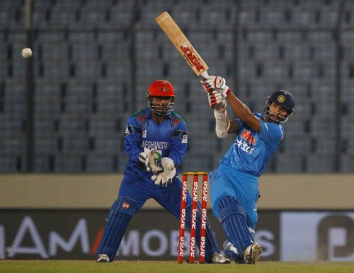 India beat Afghanistan with bonus point in dead rubber