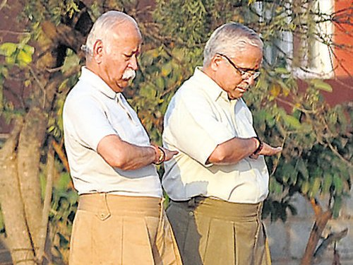 Stage set for high-profile Sangh meet