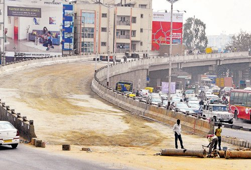 Sankey Road flyover to be demolished for elevated corridor