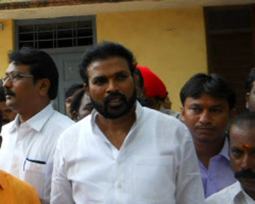 BSR Cong to merge with BJP