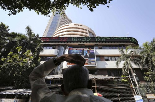 Sensex, Nifty log new lifetime highs on lower CAD, FII buying