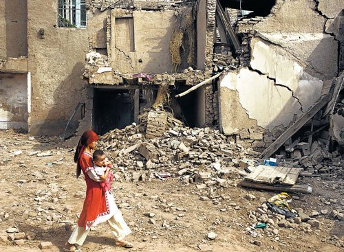 Uighurs fume as China remodels an ancient city