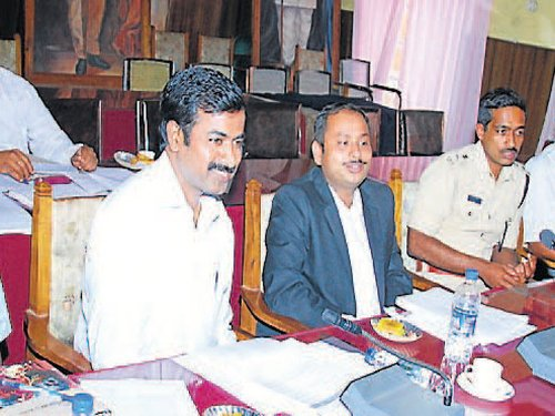 Preparations in full swing for LS polls: DC