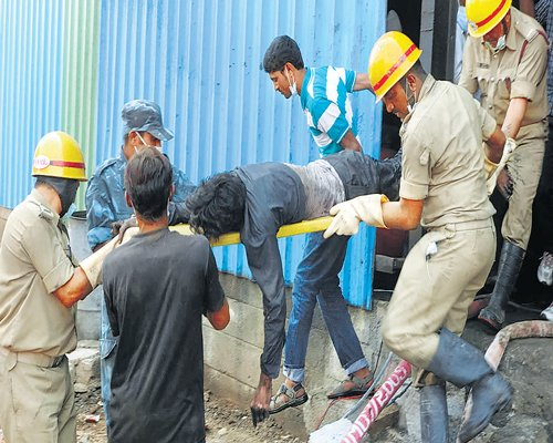 Five workers suffocate to death in Mandya refinery