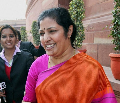 Purandeswari, husband all set to join BJP