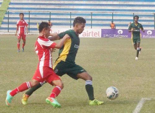 Mizoram enter maiden Santosh Trophy final
