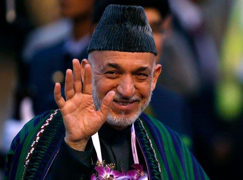 Karzai's wife gives birth to third child at Gurgaon hospital