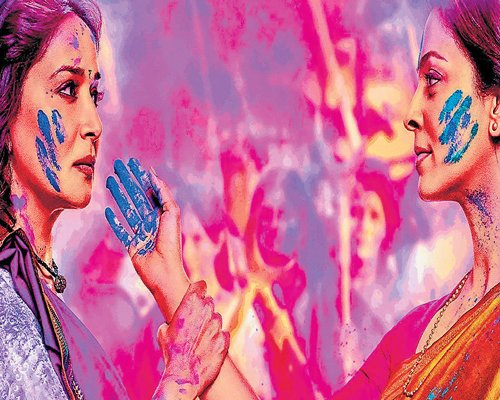 When bubbly turned ugly, and 'dhak dhak' came the punches