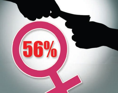56 per cent women bemoan corruption in basic services