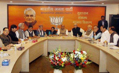 BJP leaders spar over LS ticket allocation