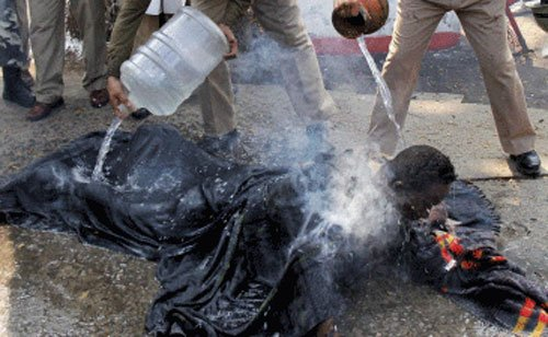 Youth burnt alive in honour killing case