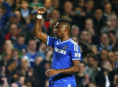 Chelsea saunter to big victory