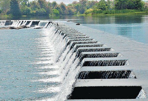 Mekedatu water for Cauvery stage V project