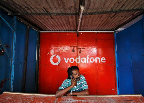 Voda accused of secretly sharing data with British agency