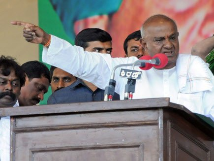 Gowda to seek re-election from Hassan
