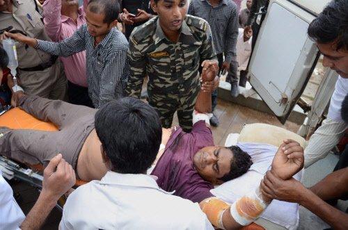 15 security men, 1 civilian killed in major Naxal ambush