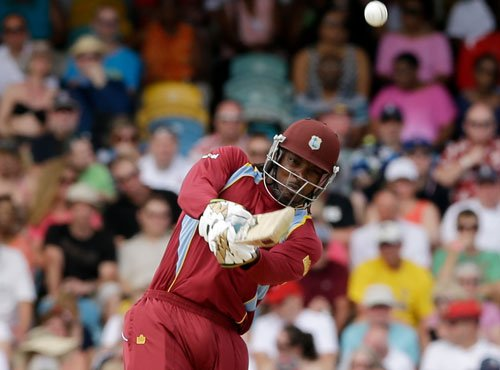 Windies face tough T20 title defence, says Gayle