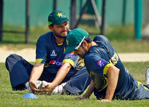 Afridi to join Pak squad for T20 World Cup late: Source
