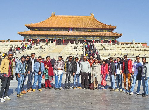 Sweet memories of China