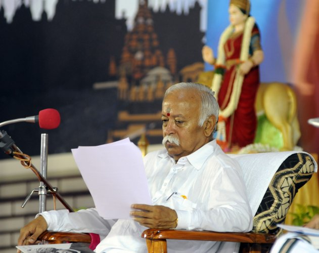 Highlight issues, not Modi: RSS to cadre