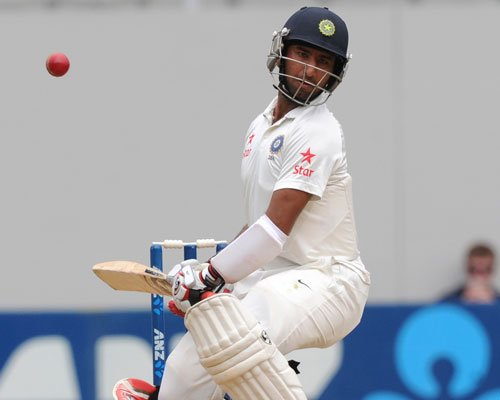Pujara turns to bowling in nets for ODI selection