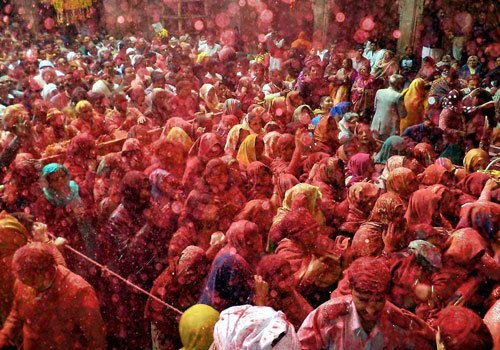 Vrindavan: widows to play Holi with colours and gulal