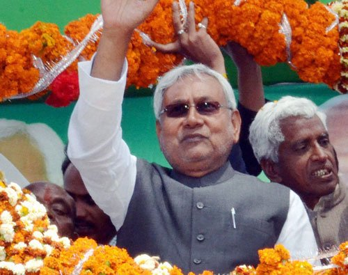 New minister inducted in Bihar
