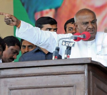 Uphill task for JD(S) to pick candidates for its bastions